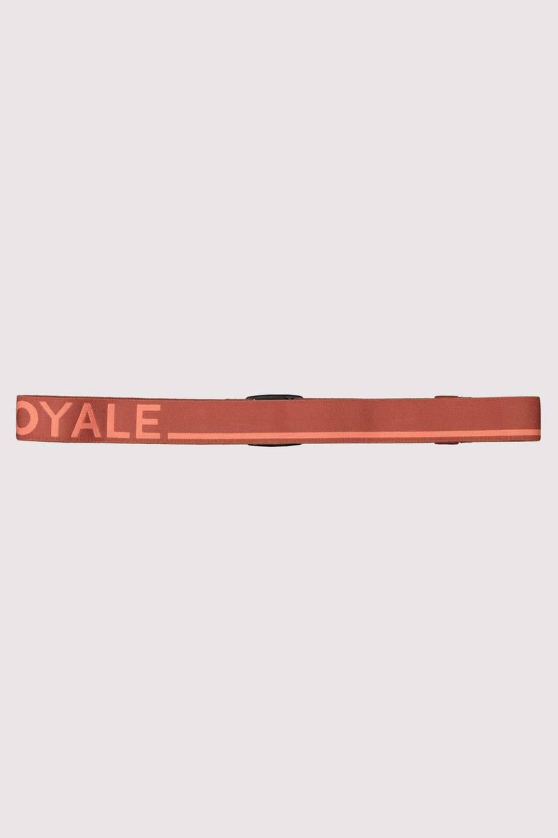 Mons Royale Mons Belt Terracotta / Pink Clay