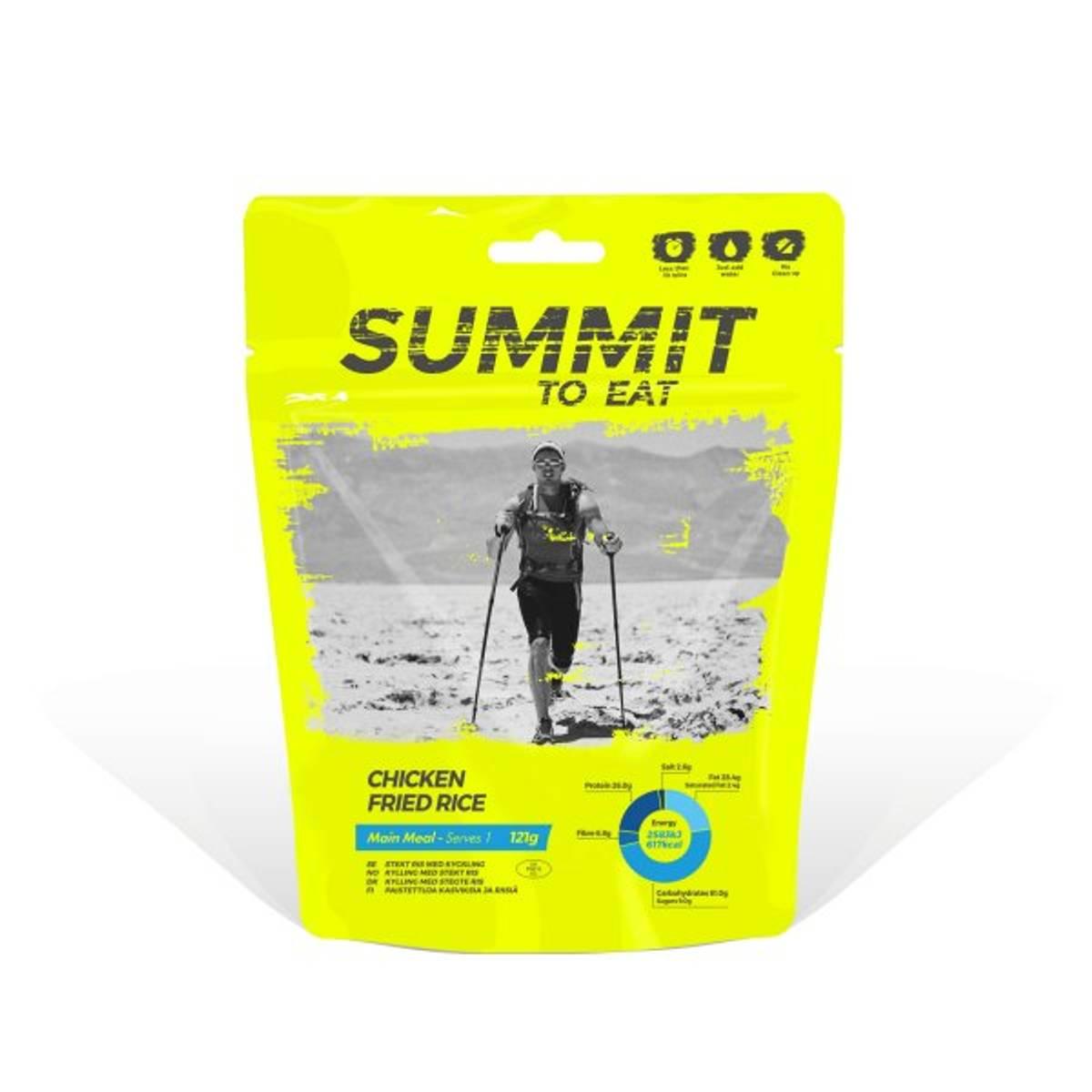 Summit To Eat Dinner Chicken Fajita